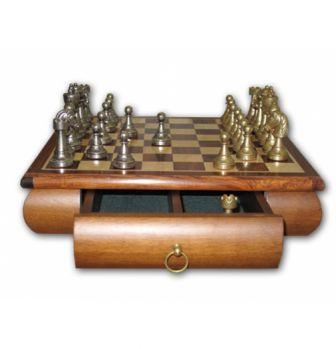 шахматы классические «big staunton» 33х33см