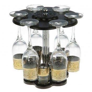 Мини-бар 12 предметов шампанское, флоренция, темный 200/50 мл