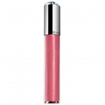 Помада-блеск для губ revlon ultra hd lip lacquer, тон rose quartz 530