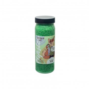 Соль для ванн  деловой лис 400 г