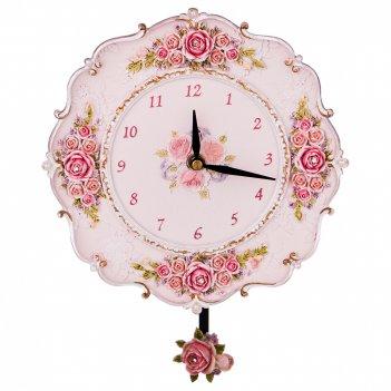 Часы настольные 22*22 см диаметр циферблата 12 см (кор=12шт.)