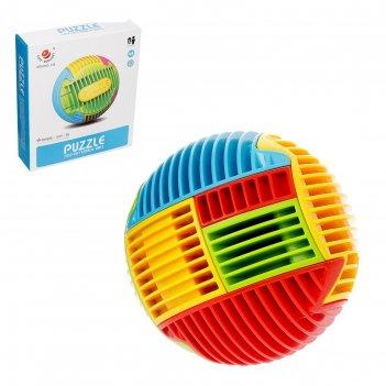 Игрушка логическая собери шар