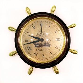 Часы - штурвал
