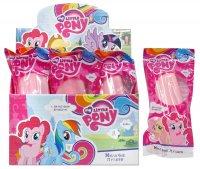 1toy мыл.пуз.my little pony! эскимо розовое. на палочке в цвет.обертке, фр