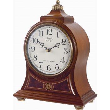 Кварцевые настольные часы westminster с боем (восток) темный орех