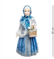 Rk-316 кукла снегурочка мал.