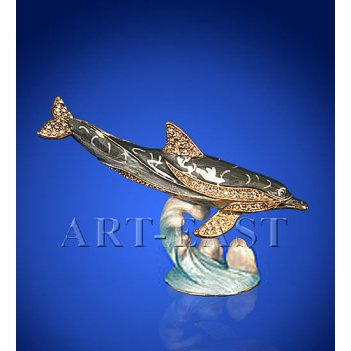 Smp106079k01 фигурка дельфин