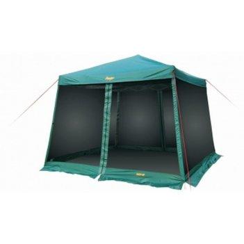 Тент canadian camper easy-up (цвет woodland) с аллюминиевыми стойками