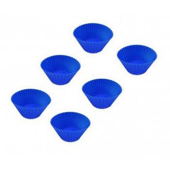 Набор форм для выпечки силикон катунь «кекс»