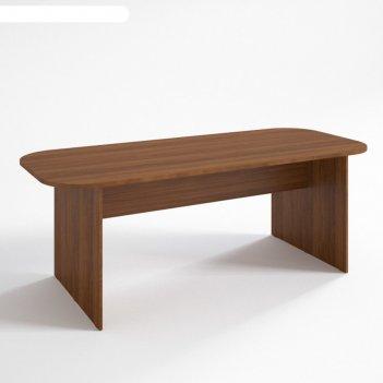 Конференц стол фк.2, 2100х900х750 мм, орех