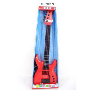 Гитара, звуковые и световые эффекты, в коробке, 23х6,3х65 см