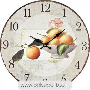 Настенные часы lowell 21423