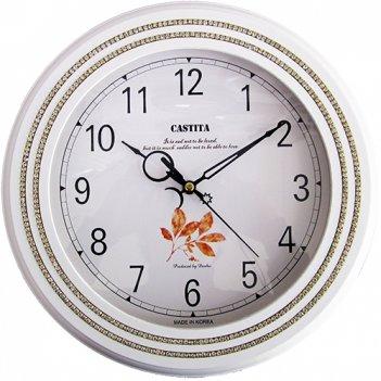 Часы настенные castita 115 w