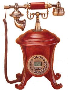 Ретро-телефон playbox (270х250х374 мм) pb-0010
