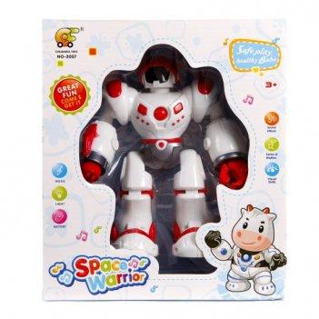Робот эл., спасатель, свет, звук