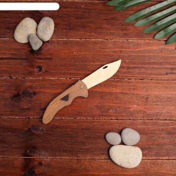 Сувенирное оружие нож складной, 11,5х20 см