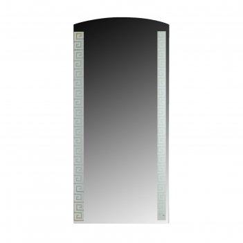 Зеркало «греция», настенное 53,5x125 см