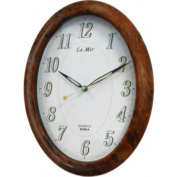 Настенные часы la mer gd 043013brn