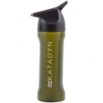 8017777 бутылка с фильтром katadyn mybottle purifier green s