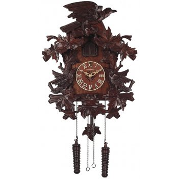 Настенные часы с кукушкой columbus сq-068