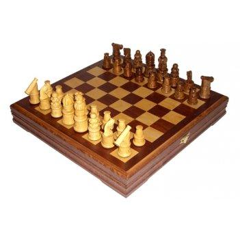 Rta-3401 шахматы ( набор - шахматы + шашки )