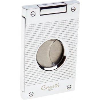 Ca5604 гильотина для сигар caseti хром/насечка caseti