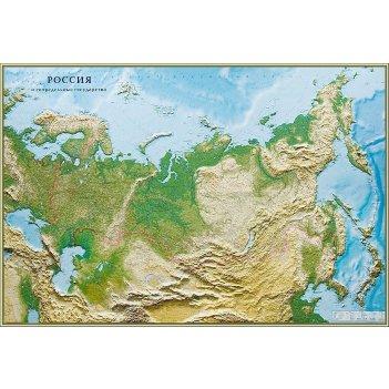 Физическая карта россии с сопредельными государствами