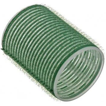 Бигуди 4165549 на липучке зеленые 48 мм (6 шт)