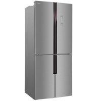 Холодильник hansa fy418.3dfxc, класс а+, side by side, 460 л, full no fros