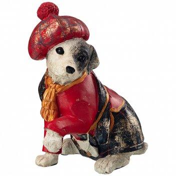 Фигурка английская коллекция собака 16*10,5*18,5 см