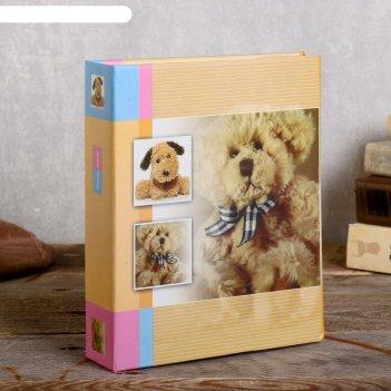 Фотоальбом детский 10x15 см., 200 фото