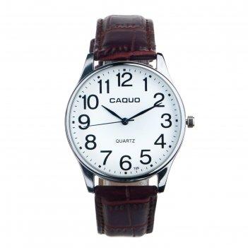 Часы наручные мужские новаш, d=4 см