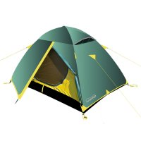 Tramp палатка scout 2  (v2) зеленый