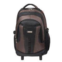 Рюкзак для школы и офиса jax 2, 54х37х23см, объем 35 л, ткань, на колесах