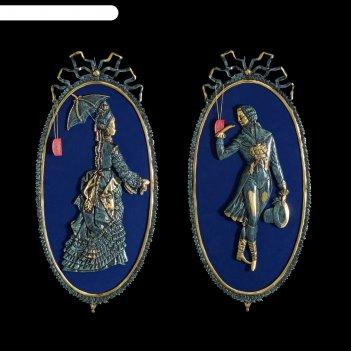 Картины декоративные ромео и джульетта (2шт.)