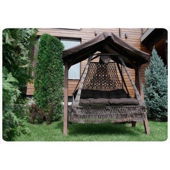 Подвесное кресло сеара + каркас каравелла