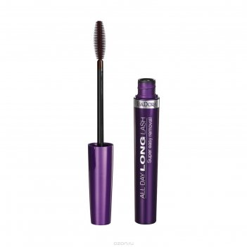 Тушь для ресниц isadora all day long lash, тон 20