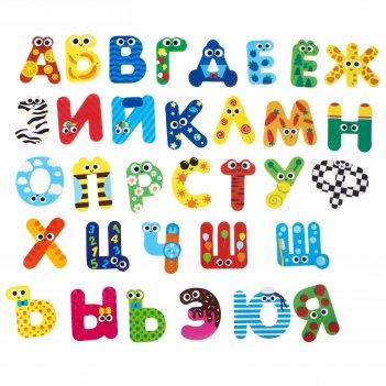Развивающая игра для ванны «алфавит»