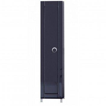 Пенал напольный aqwella infinity, черный inf.05.45/blk