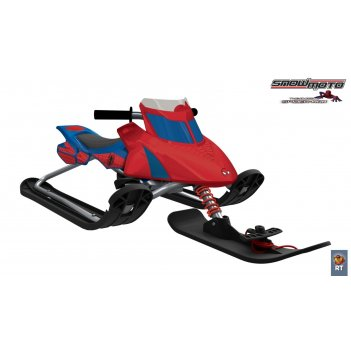37015 снегокат snow moto ultimate spiderman