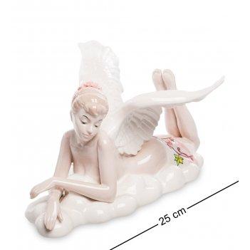 Jp-764/ 6 фигурка ангел (pavone)