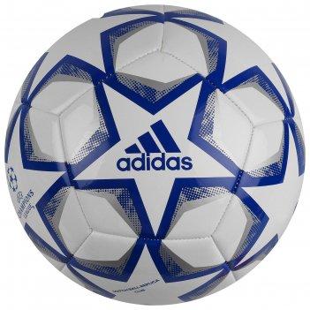 Мяч футб. adidas finale 20 club арт. fs0250, р.4, тпу, 12 пан., маш.сш., б