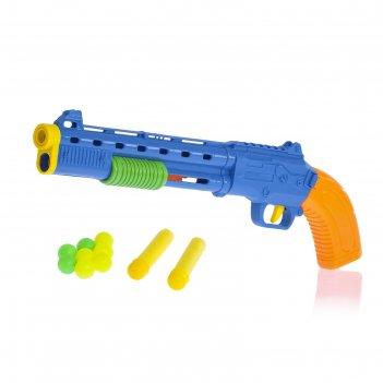ружья с мягкими пулями