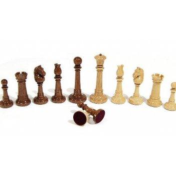 Шахматные фигуры сенеж элеганс, глянец