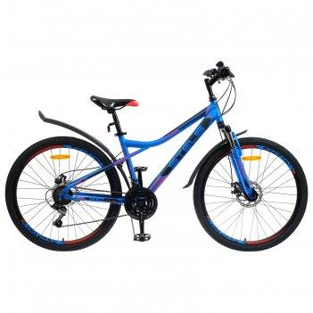 Велосипед 26 stels navigator-510 md, v030, цвет синий, размер 16