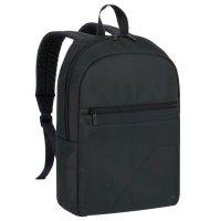 Рюкзак для ноутбука 15,6 rivacase 8065 44*31*12см, полиэстер, черный