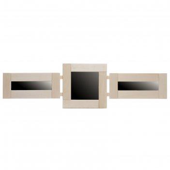 Подспинник с тонированным зеркалом, 200x30x4 см