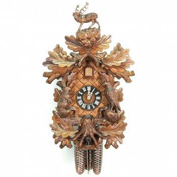 Механические часы с кукушкой  ho08748