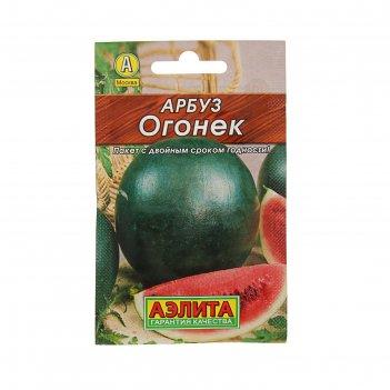 Семена арбуз огонек, 1 г