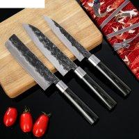 Набор ножей samura blacksmith, 3 шт, aus-8, микарта